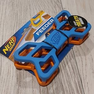 🐕 Nerf Treat Dog Bone